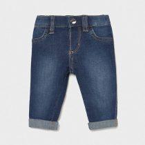 Pantaloni jeggings fetițe blue Mayoral