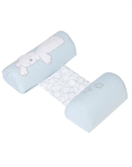 Suport flexibil pentru somn albastru