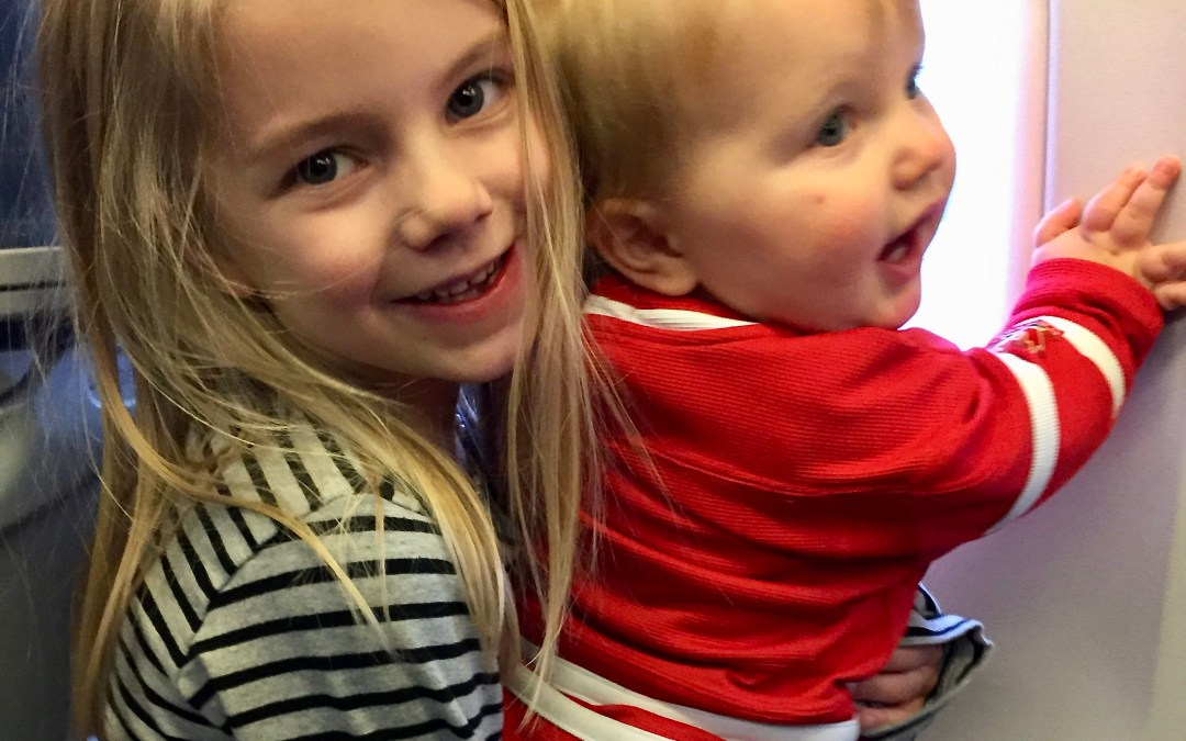 Plane Travel With Kids: Practical Tips & Embarrassing Moments