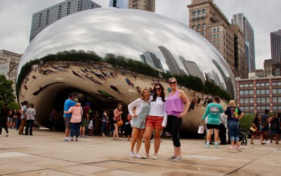 """Chicago Getaway: Why """"Getting Away with the Girls"""" Makes a Difference"""