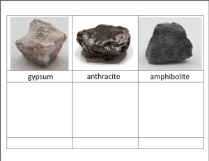 rocks 9 300x231 - Rocks and Minerals Classified Cards