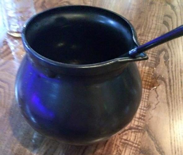 harry potter cocktail cauldron
