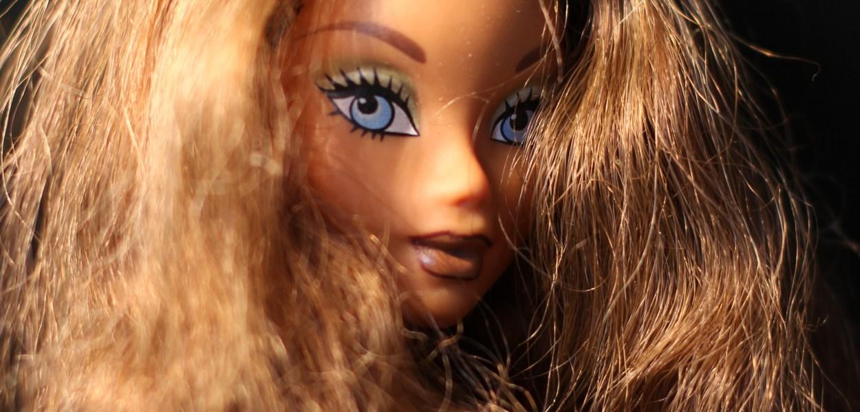 bad hair day barbie