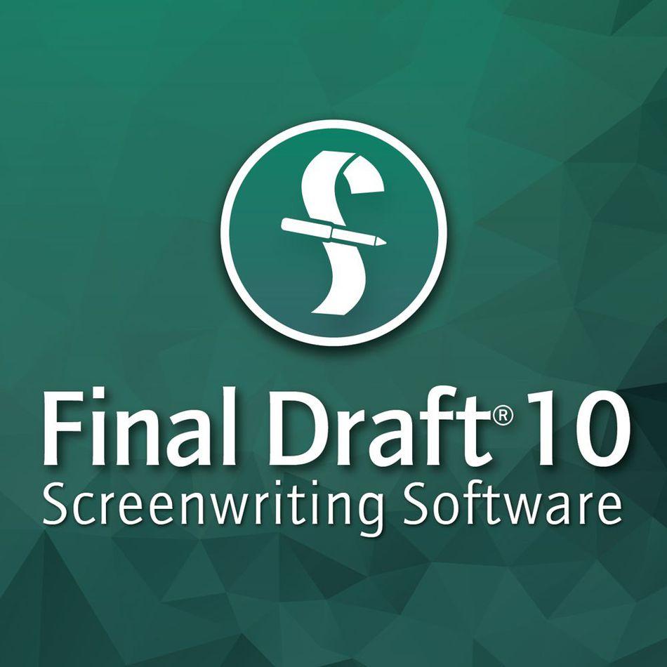 Final Draft Screenwriting Software logo