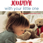 Instructions and free printable prayer template to help your non-reader learn to pray! Free prayer journal for kids who can't read. | Children's prayers printable | #Prayer #Bible #Christianparenting #familydiscipleship