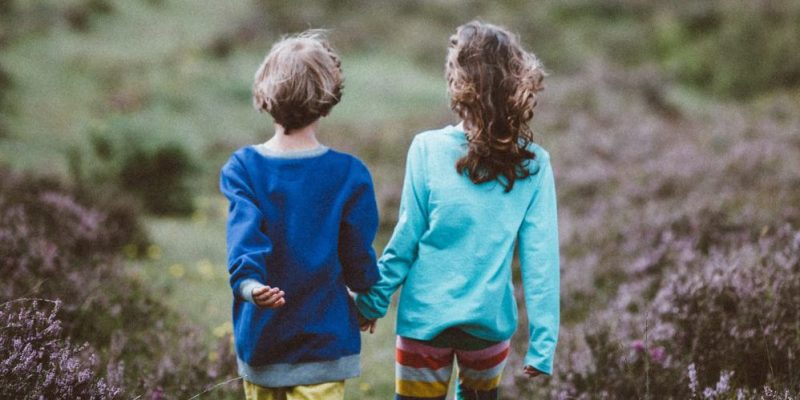help my kids forgive each other