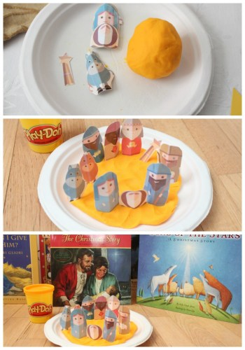birthday party for Jesus - party activities