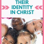 Want to grow godly kids who know their identity in Christ? Use this simple habit, taught through a 7-day blessings challenge.   Learn to pray for your kids and give them solid spiritual guidance.   Review of a book by Matthew Paul Turner   #identity #Christianparenting #Childrenspicturebooks #familydiscipleship #hopegrownfaith