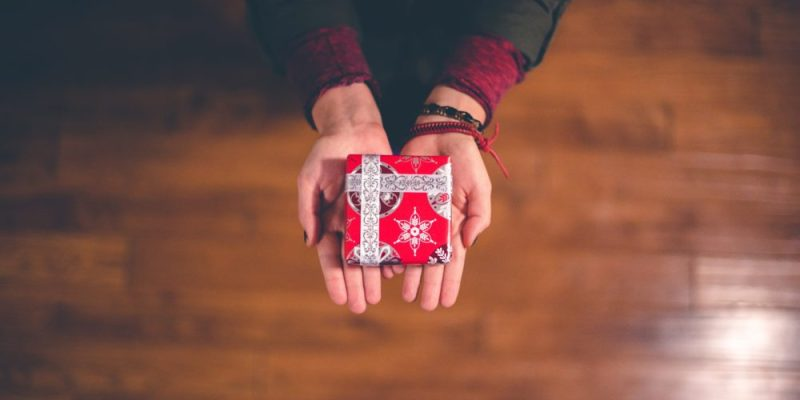help your child be thankful at Christmas