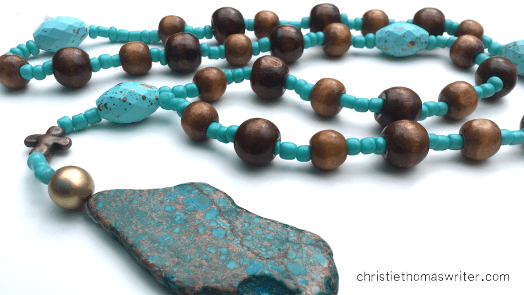 Make your own prayer beads
