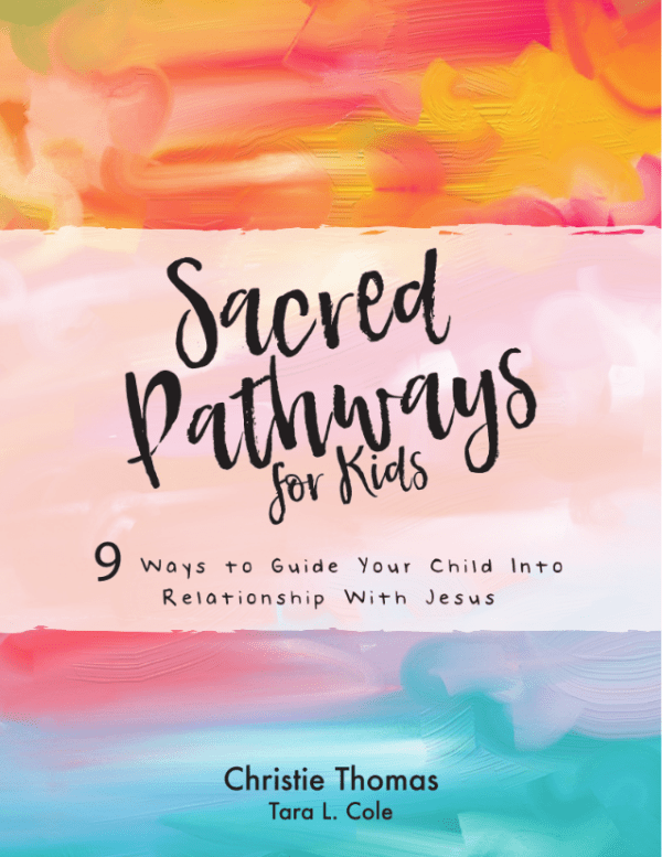 Sacred Pathways for Kids cover