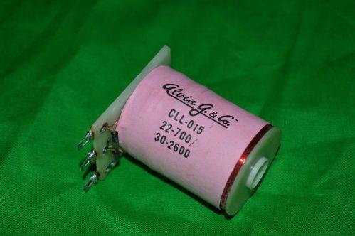 Alvin G. Coil CLL-015 / 22-700 / 30-2600