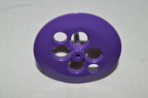 Pop Bumper Skirt Purple 03-6035-3