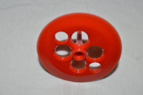 Pop Bumper Skirt Red 03-6035-4