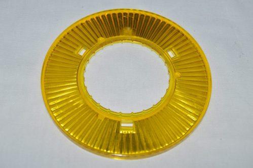 Yellow Transparent Pop Bumper Collar 03-8276-16