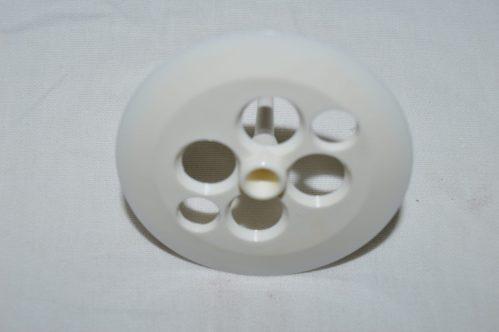 Pop Bumper Skirt White 03-6035-5
