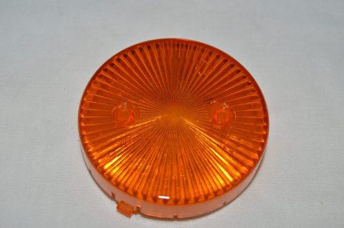 Orange Transparent Pop Bumper Cap 03-8277-12