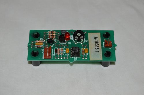 Eddy sensor board A-18535-1