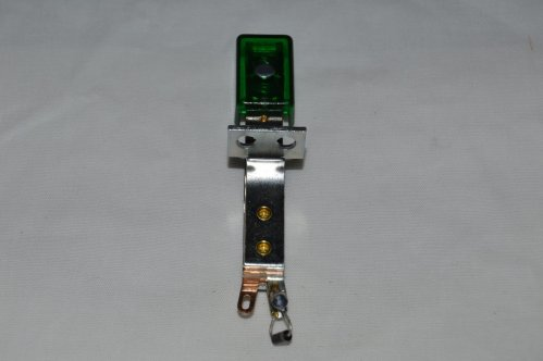 Transparent Green Deep Oblong Target Switch Assembly A-14604-11