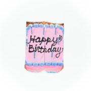 Socks - Birthday babe wow box - little shop of wow - gift -IMG_3561