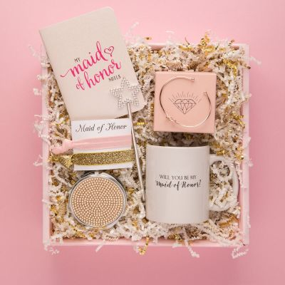 Maid of Honor WOW Box - Little Shop of WOW
