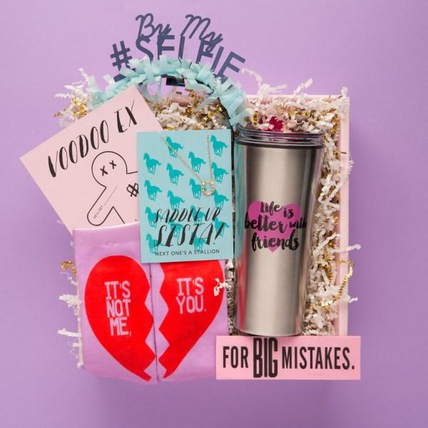 #Girlboss WOW Box - Little Shop of WOW