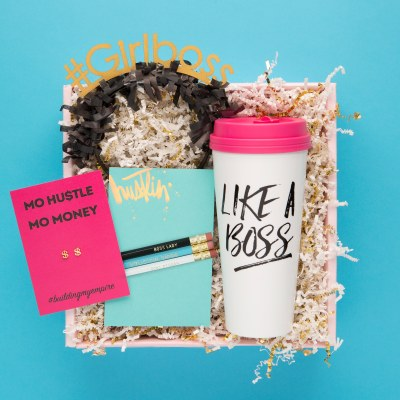 #Girlboss WOW Box