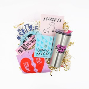 WOW Box - Move On Sista - Breakup - Divorce - Gift - Canada