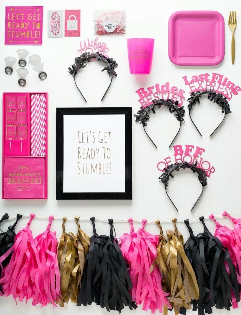 Bachelorette Bash Prȇt-à-Party Box
