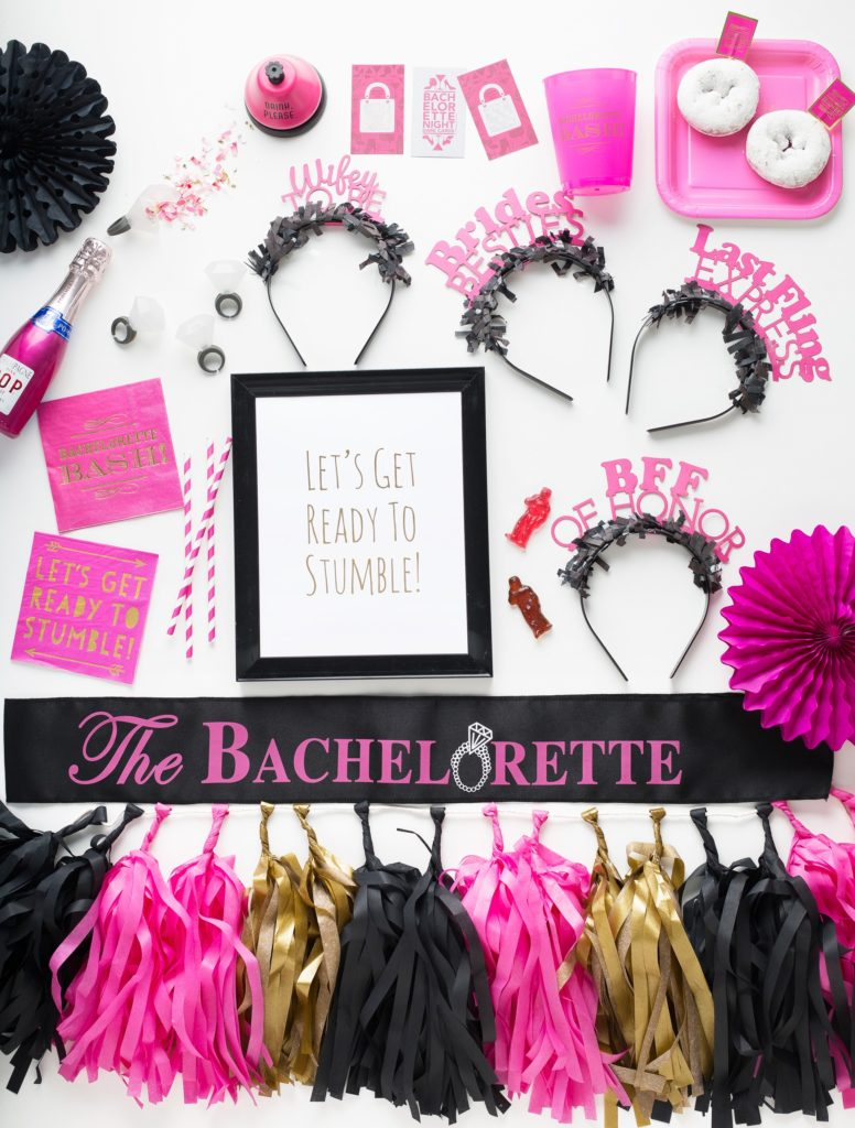 The Bachelorette PRÊT-à-PARTY Box