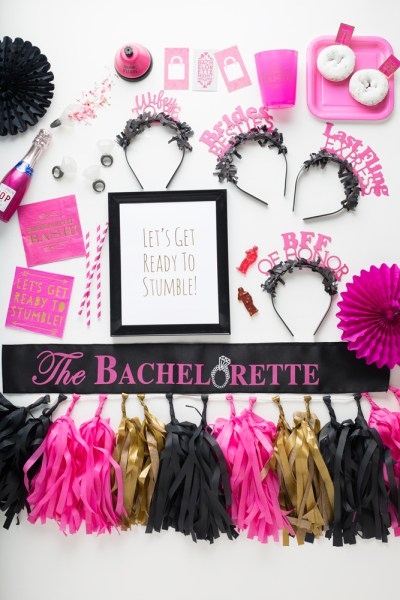 Bachelorette Bash - Prȇt-à-Party Box - Little Shop of WOW - Canada
