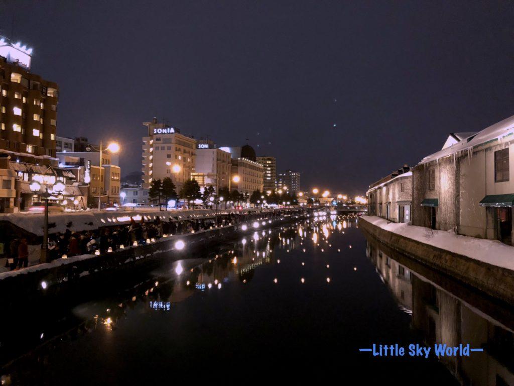 [北海道]小樽雪燈之路(Otaru Snow Light Path) - Little sky world