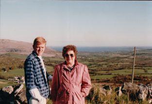 West Coast of Ireland 1980's.