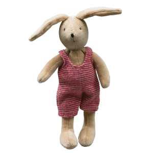 Tiny Sylvain - La Grande Famille - soft toys, plush toys, baby toys - Moulin Roty toys Australia