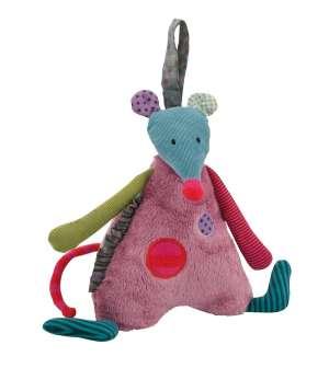 Les Jolis musical mouse