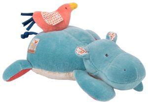 Les Papoum musical hippo - Moulin Roty