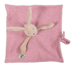 Sylvain rabbit comforter, Moulin Roty, baby toys, comforters
