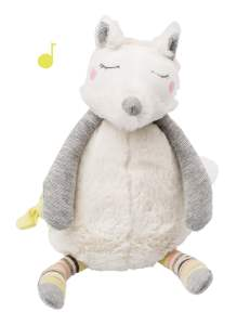 musical soft toy oko dog