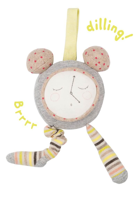 soft toy alarm clock - petit dodos