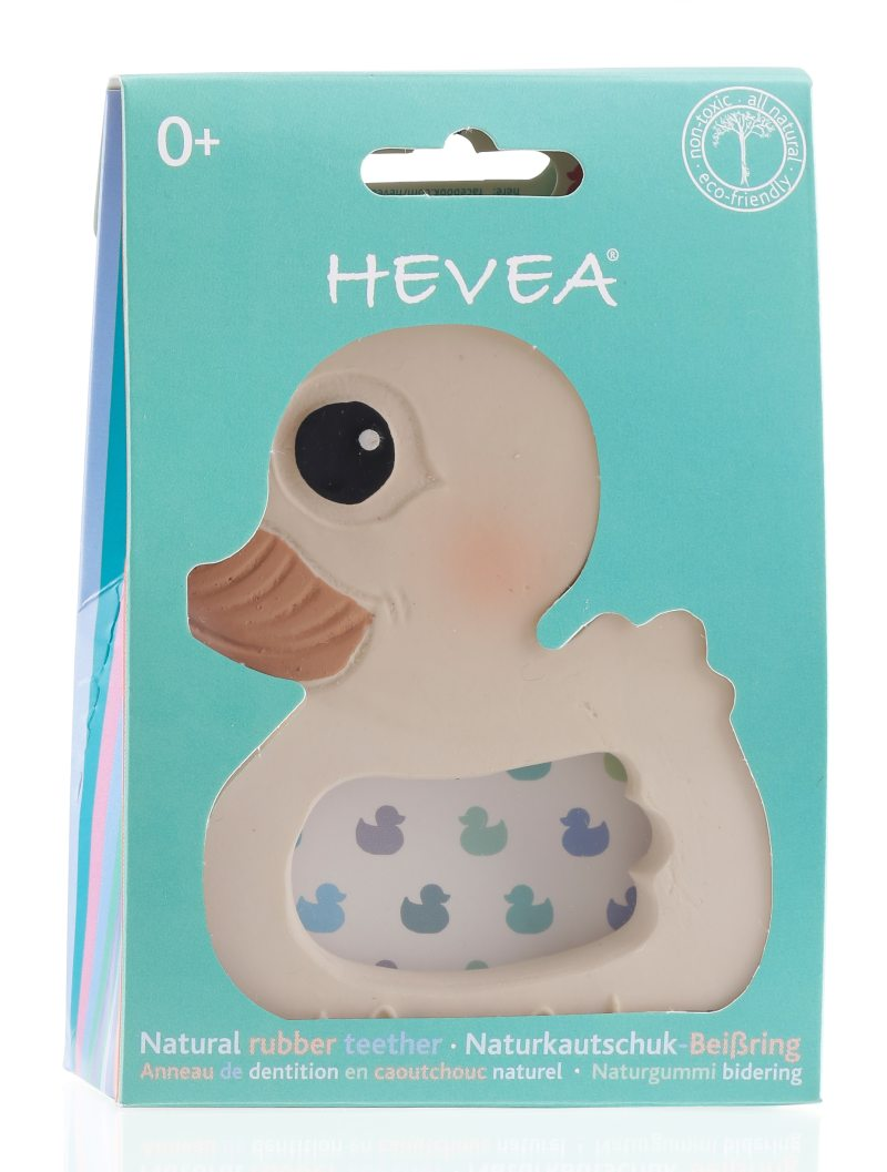 HE-KW-Teether Natural Hevea rubber teether Kawan