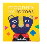 Magnetic shapes game