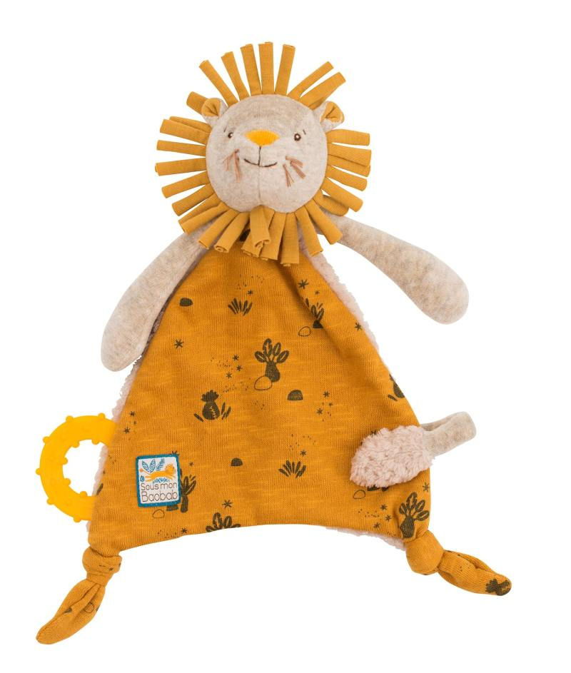 moulin roty lion comforter