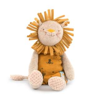 paprika the lion soft toy