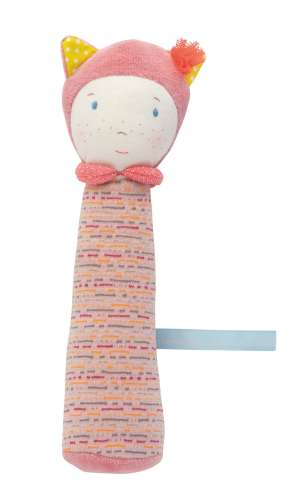 mademoiselle squeaky toy - educational kids toys
