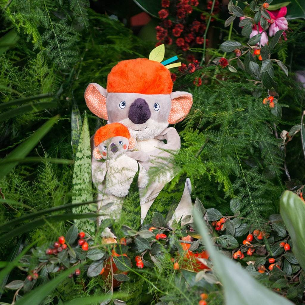 jungle soft toys and activity toys for babies and children