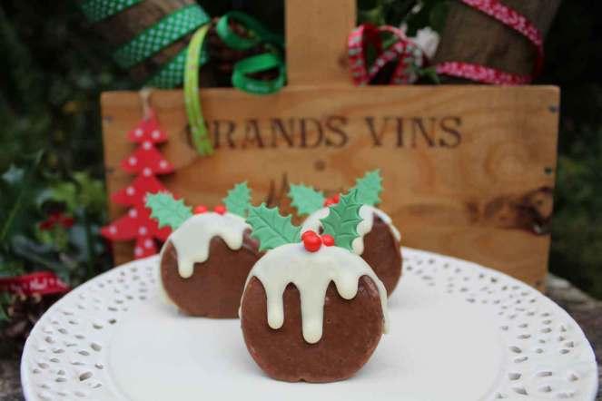 Crockpot-chocolate-fudge-christmas-puddings-caramel-3