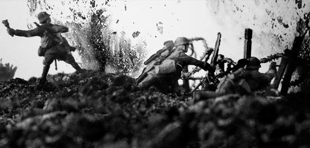 Verdun combat