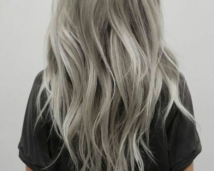 Monday Makeover – going Silverfox