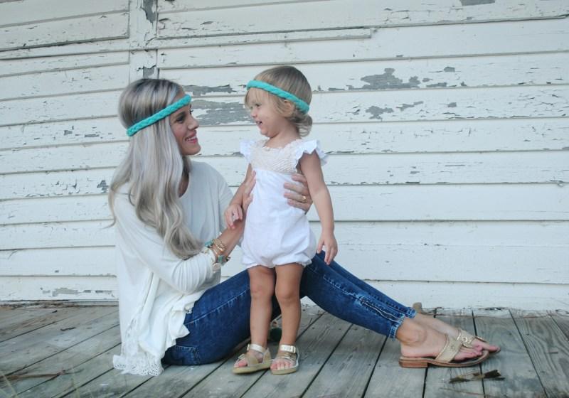 Mommy and mini headbands