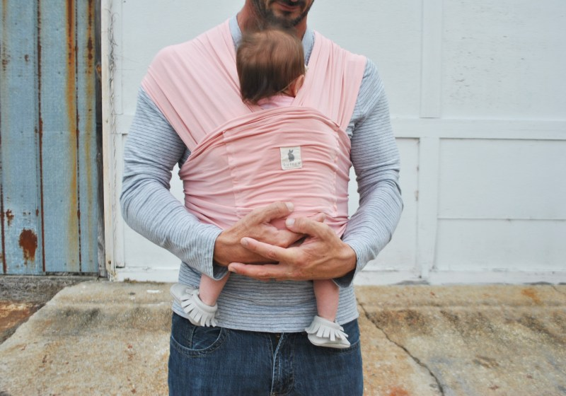 Babywearing is for Everyone